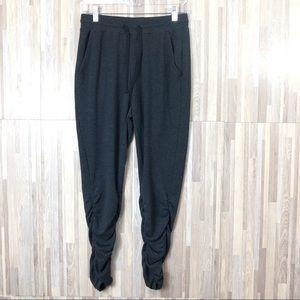 Zella | Gray High Waist Active Jogger Pants Small
